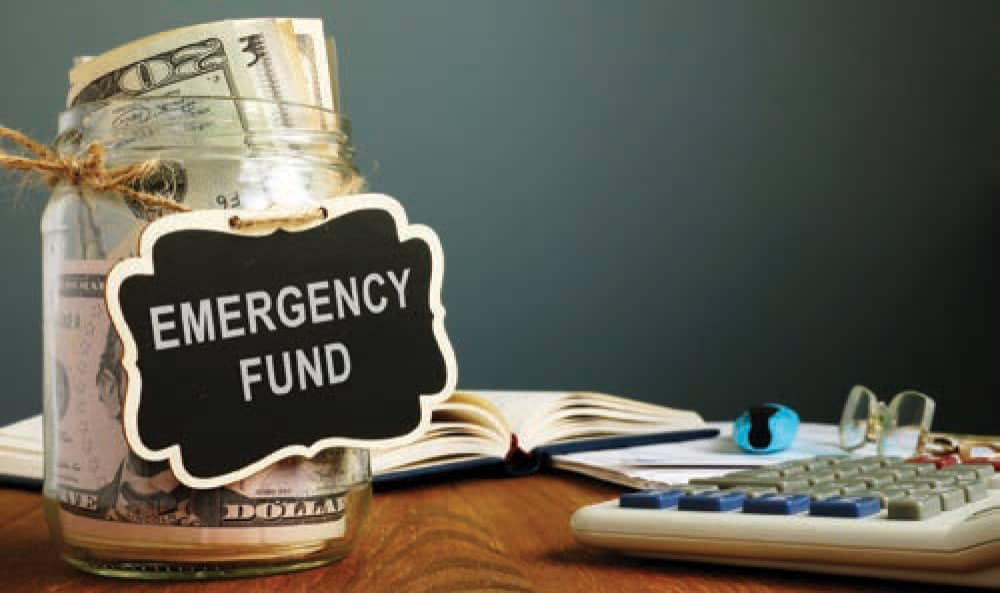 Reconsidering your personal emergency fund