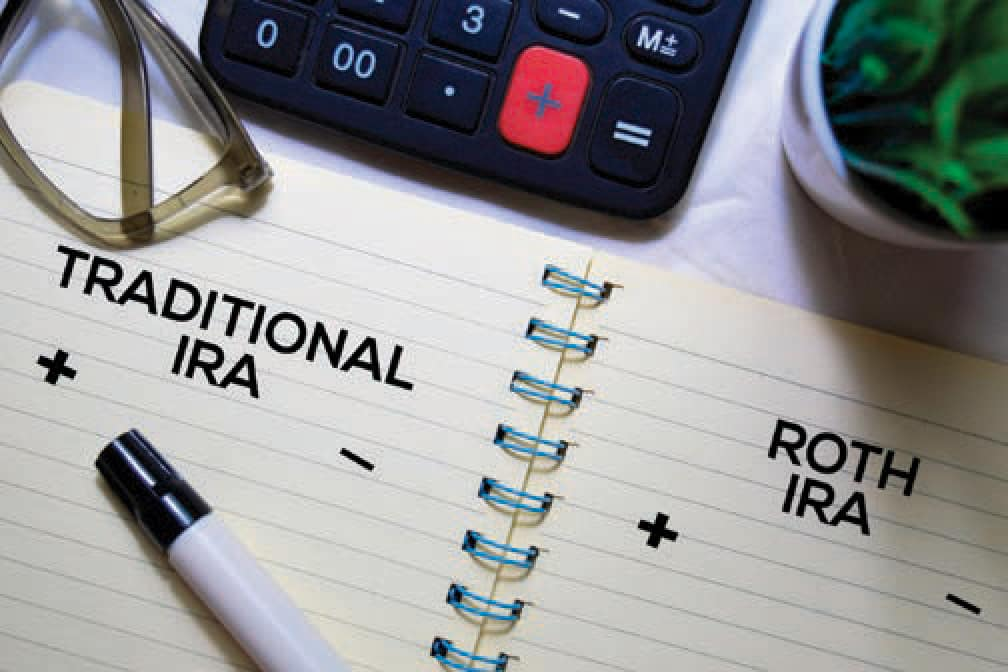 Considering a Roth IRA conversion