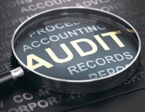 Being prepared for an IRS audit